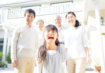 家族の暮らし方に合わせておうちを変える内装・増改築リフォーム