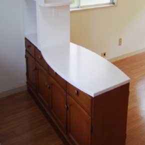 室内リフォームで古い家具のリニューアルAfter