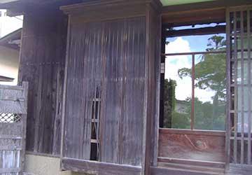 窓交換の実例