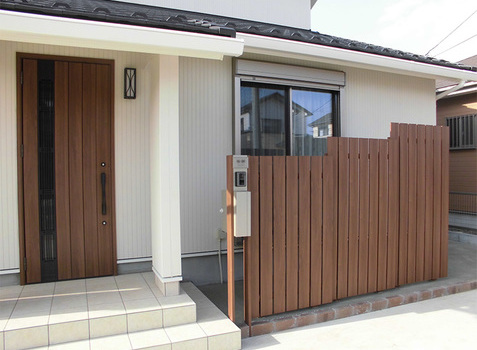 住宅新築施工#4