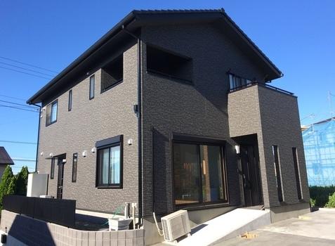 住宅新築施工#6  設計施工担当:高橋直仁