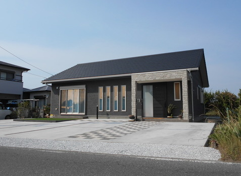 住宅新築施工#7  設計施工担当:高橋直仁