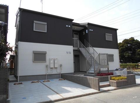 集合住宅新築施工#1