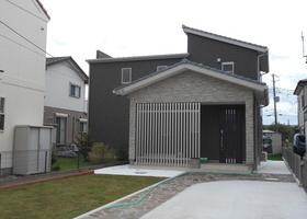 住宅新築施工#9 設計施工担当:高橋直仁