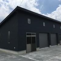 倉庫新築施工 設計施工担当:高橋直仁